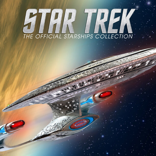 Star Trek Starships Icon