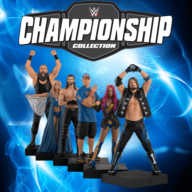WWE Championships Collection