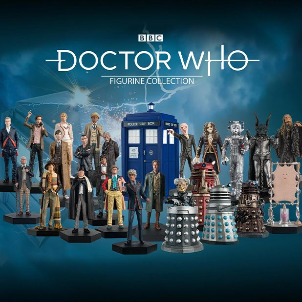 Doctor Who Figurine Collection