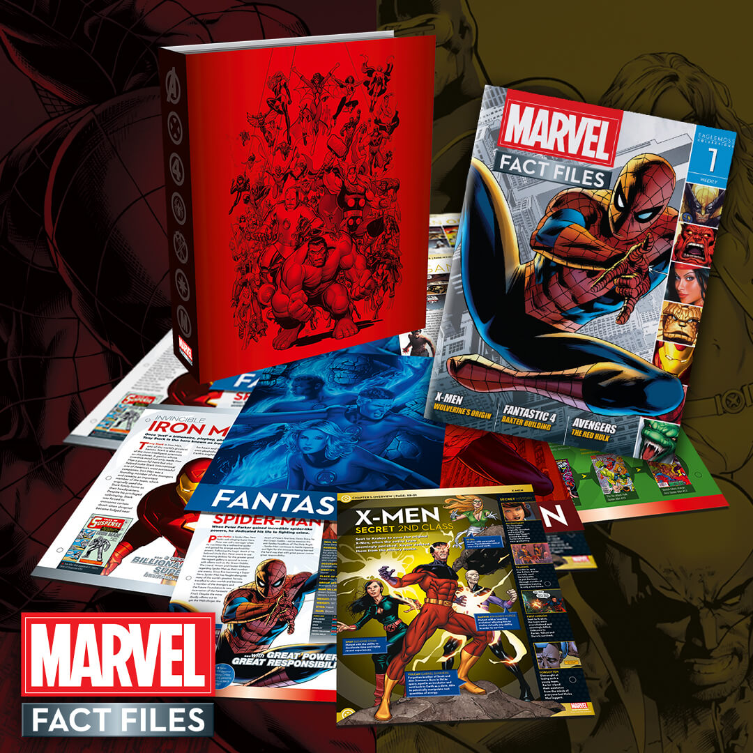 Marvel Fact Files