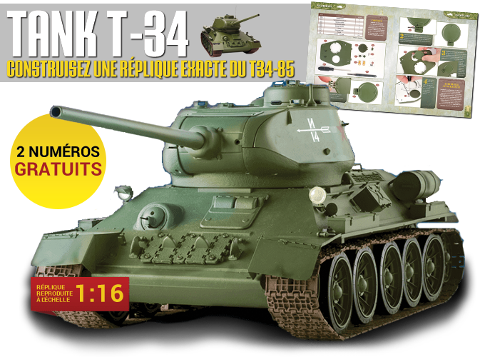 T-34 Replique Exacte