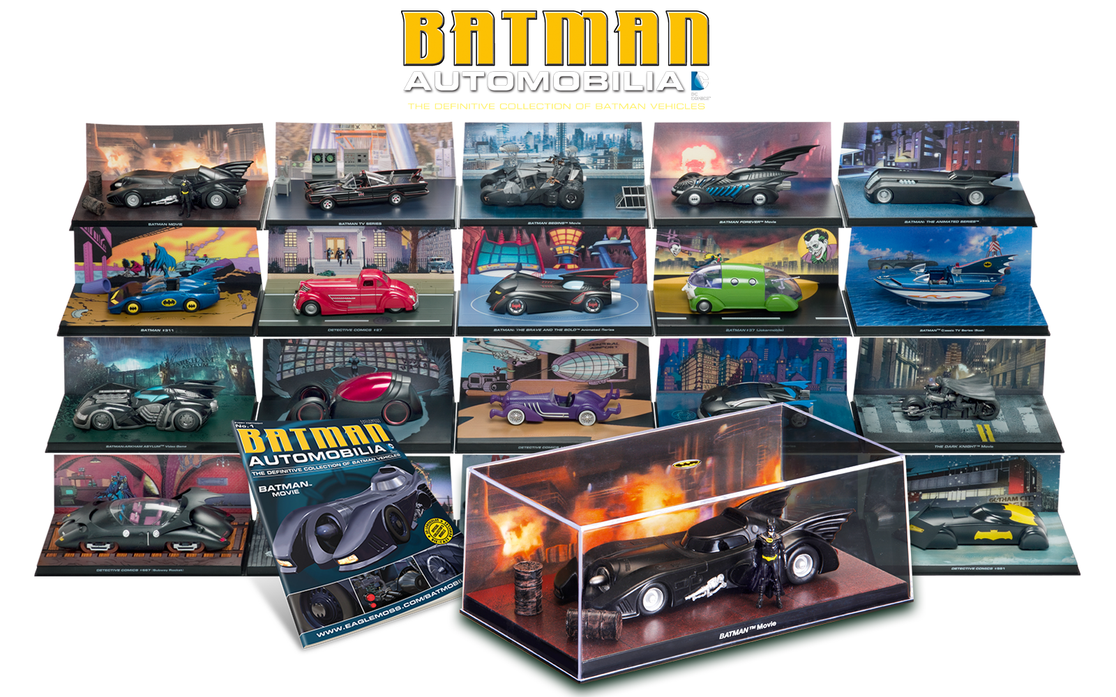Batman Automobilia