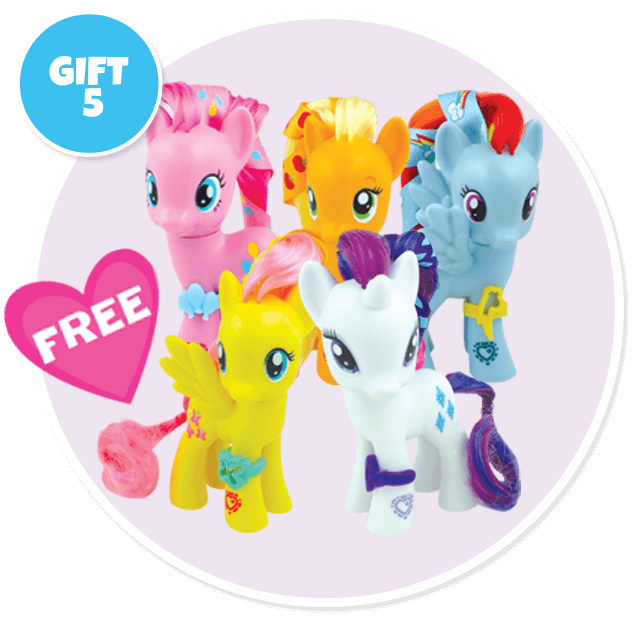 My Little Pony Gift