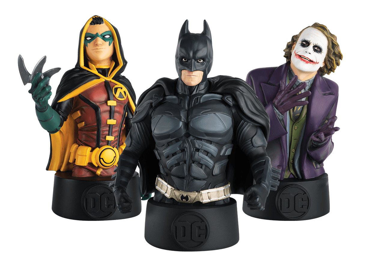 Batman Busts