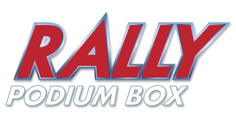 Rally Podium Box