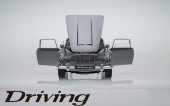 THESE COMPLEX MODEL MOVIE-CAR REPLICAS ARE 'SUBSCRIBED TO' AND BUILT PIECE-BY-PIECE